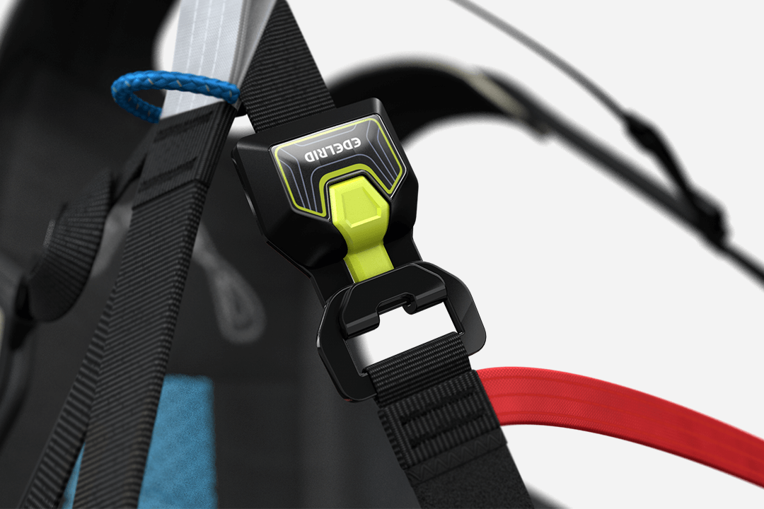 EDELRID Triple-Lock-Buckles